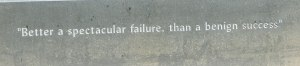 Epitaph of Malcolm McClaren